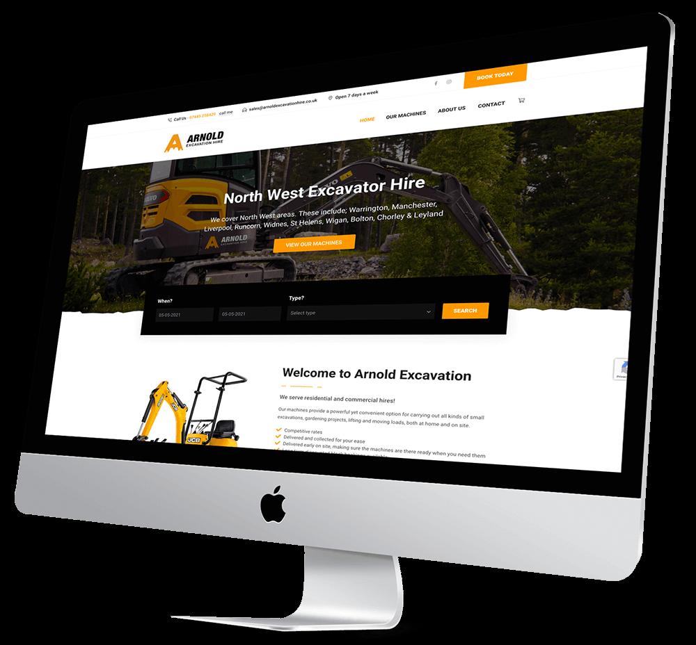Website Design Preston